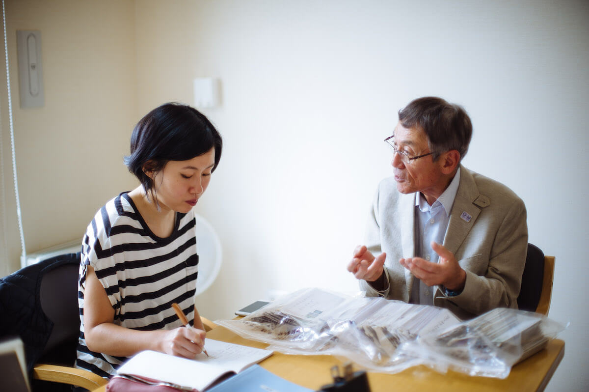 RUN伴参加者へのインタビュー
